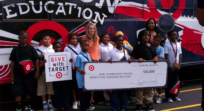 Target Community Programs Volunteers
