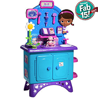 Doc McStuffins Checkup Center Builds Kids' Imaginations