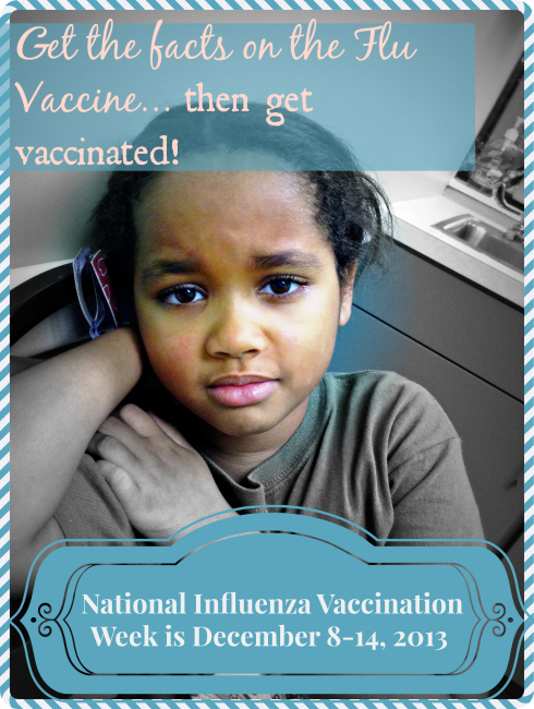Get the facts on the Flu Vaccine... then get vaccinated!