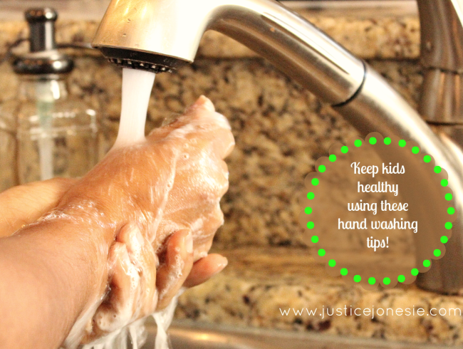 Replace Antibacterial soaps with these safe hand washing tips via @JusticeJonesie