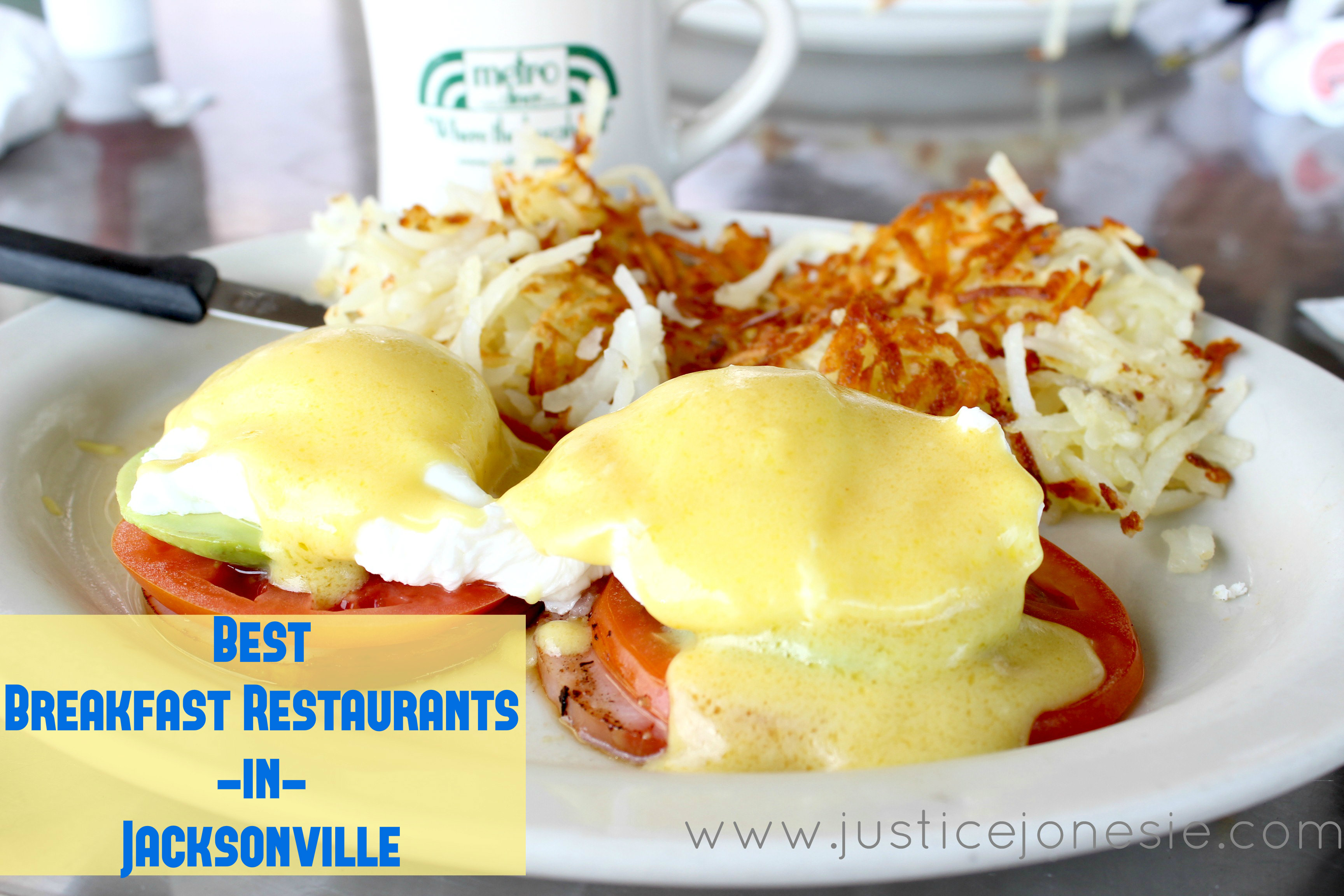 Best Locally Owned Breakfast Restaurants, Jacksonville