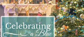 Celebrating A Blue Christmas