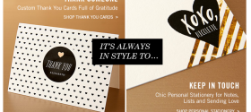 The Art of Sending Thank You Cards or Notes