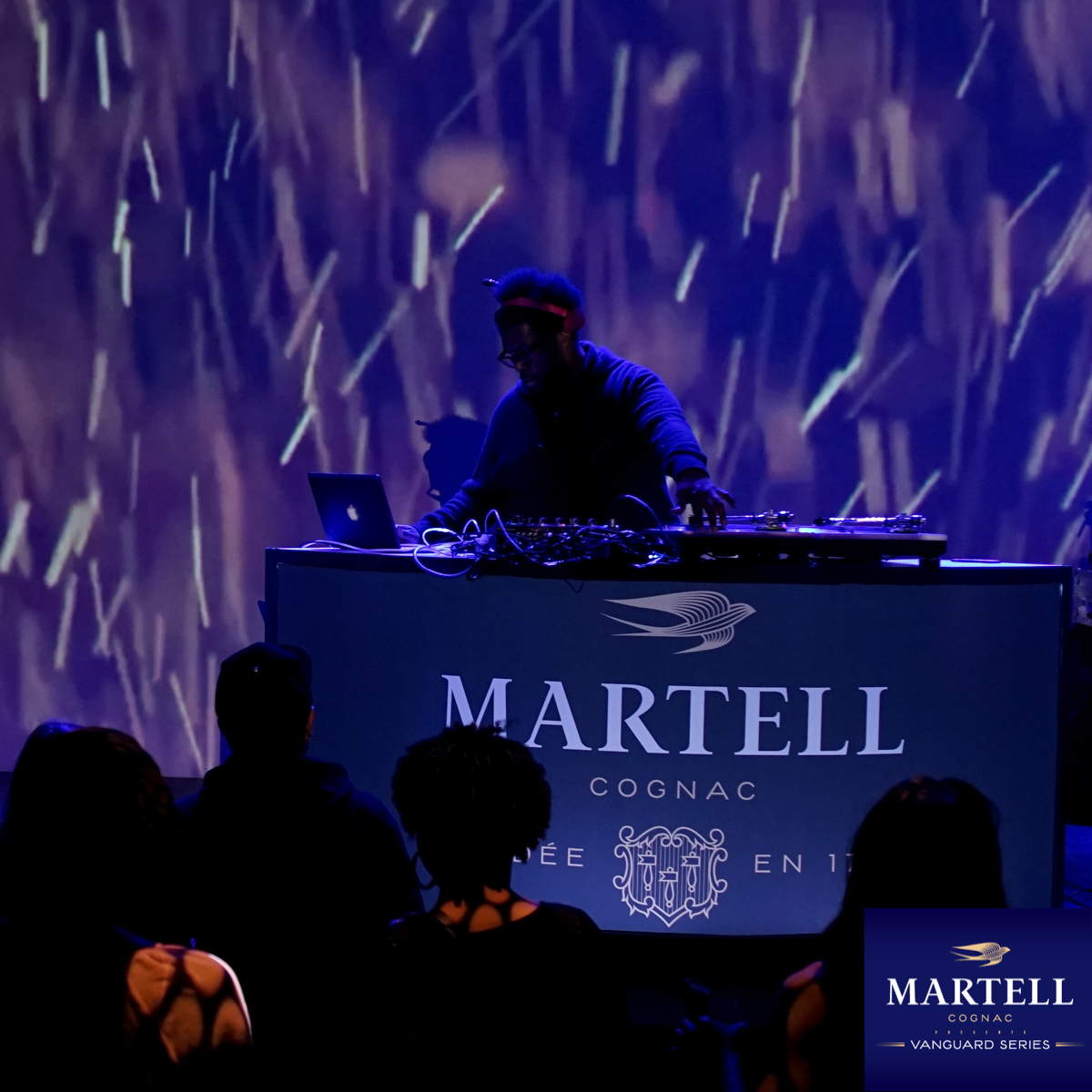 Martell Teams Up With The Roots