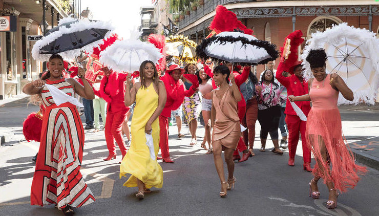Ten Reasons Why You'll Love the Girls Trip Movie